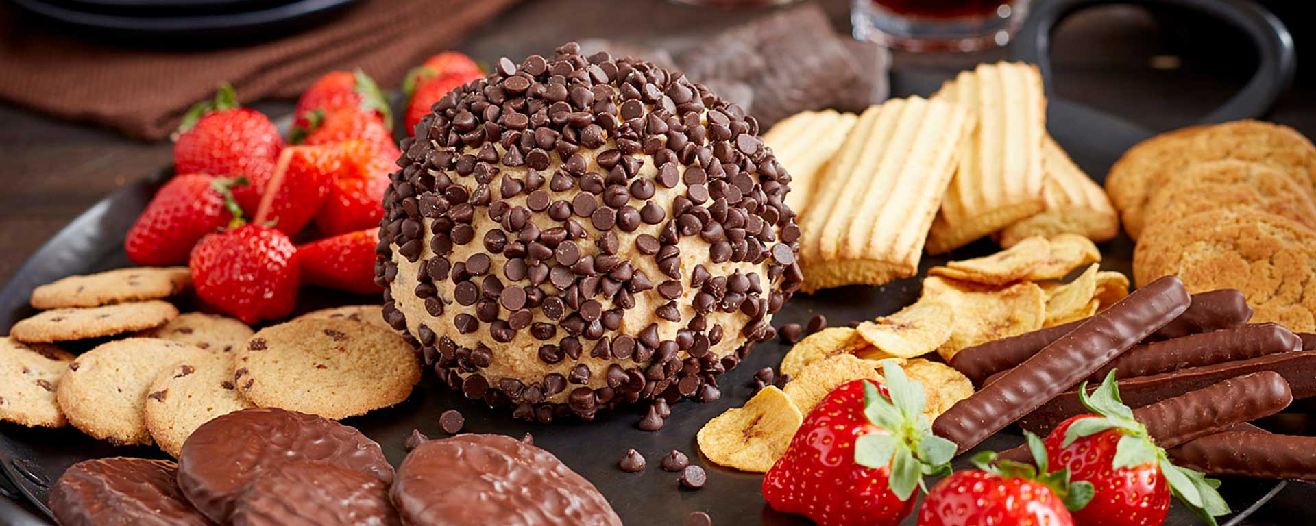 Photo for - Chocolate Peanut Butter Ball