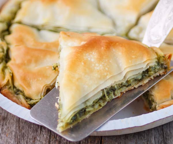 Photo of - Spanakopita