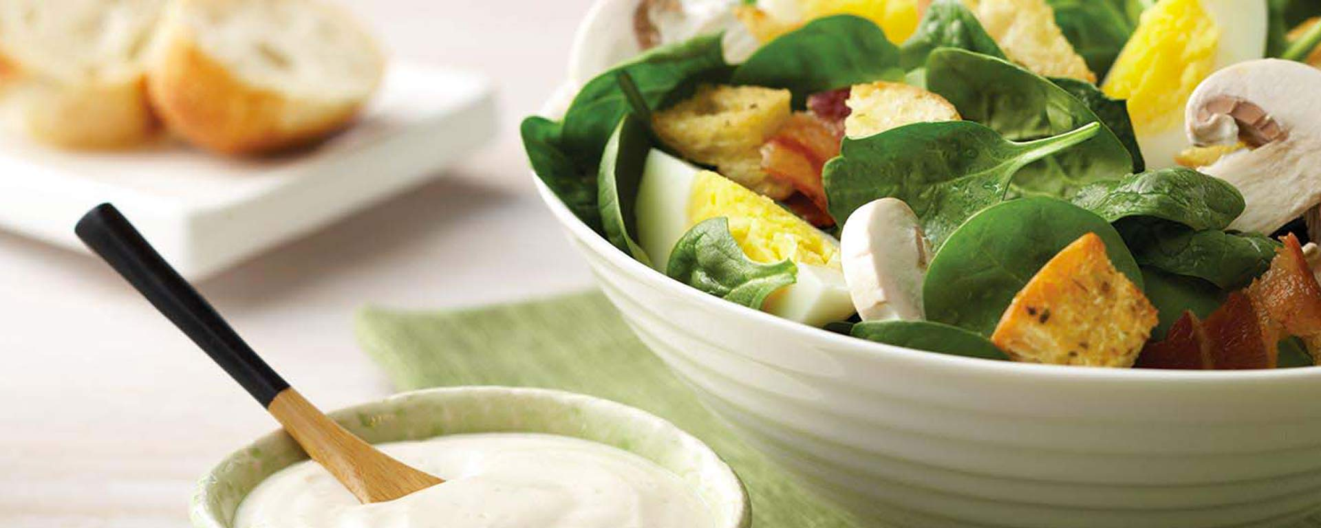 Photo for - Spinach Salad