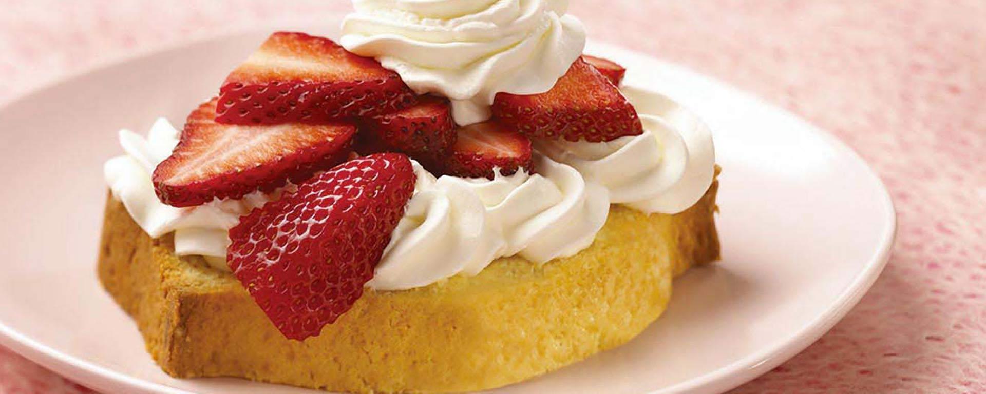 Photo for - Shortcake aux fraises
