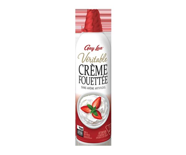 Photo of - GAY LEA - Crème fouettée - Ordinaire