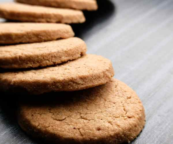 Photo of - Brown Sugar Shortbread
