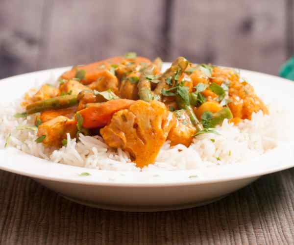 Photo of - Gay Lea Chicken Korma