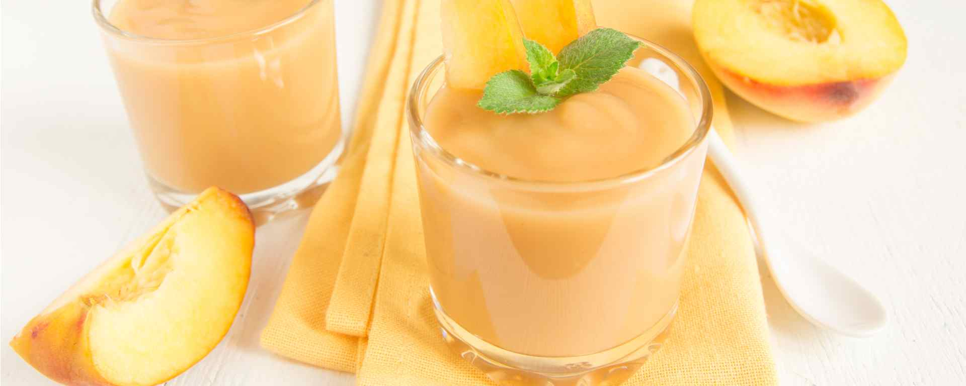Photo for - Fuzzy Navel Smoothie