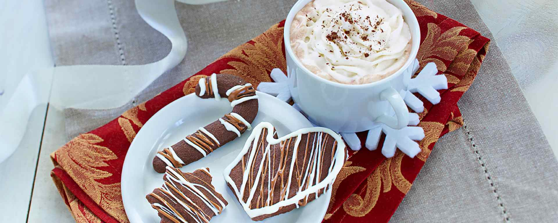 Photo for - 'Hot' Chocolate Shortbread