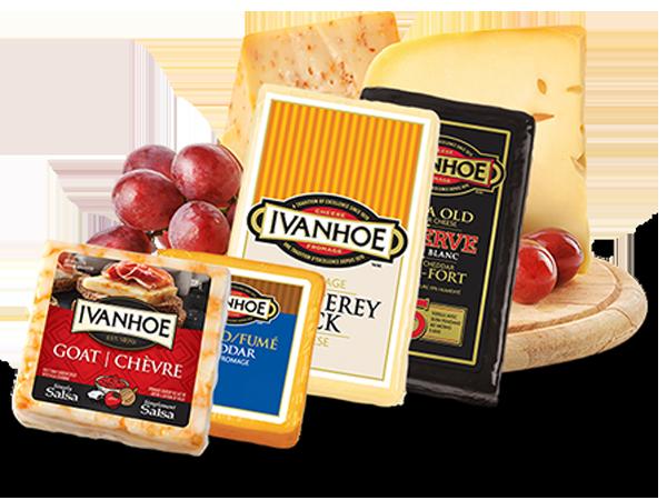 Photo of - IVANHOE - Goat Cheese Salsa