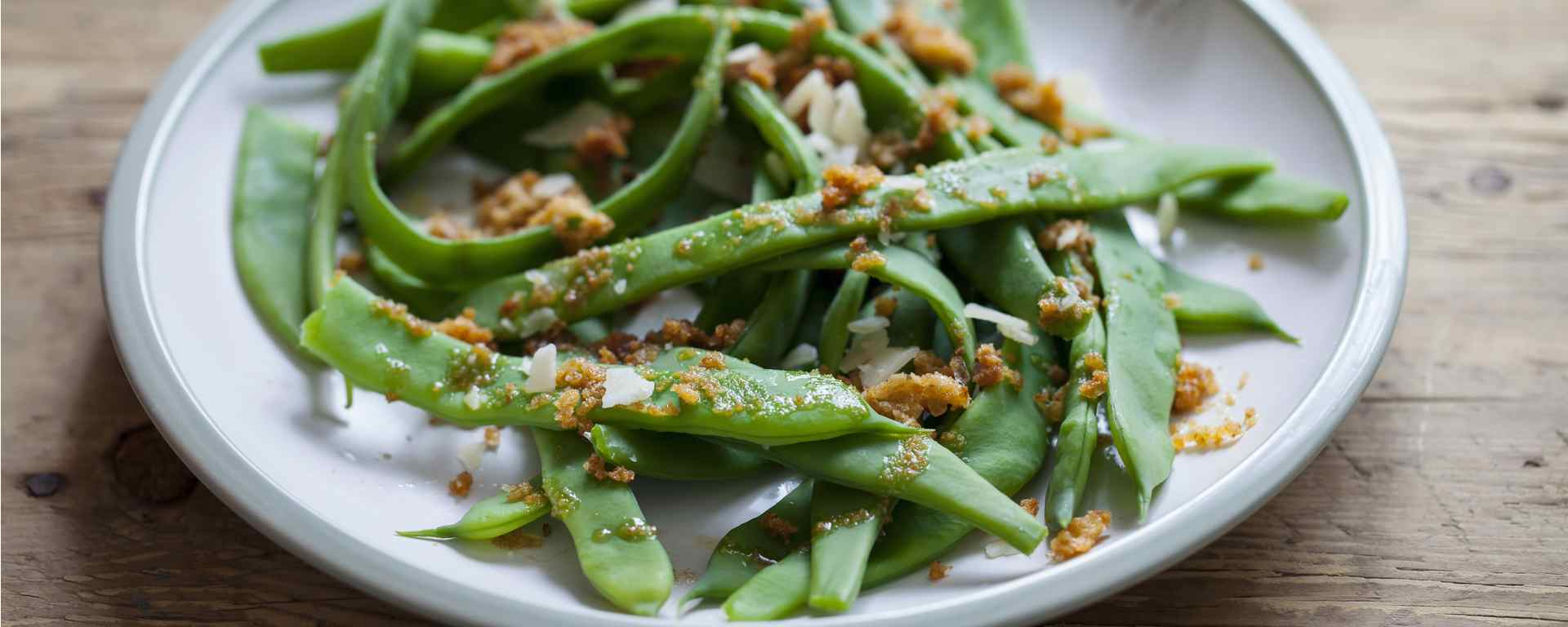 Photo for - Haricots verts sautés au beurre