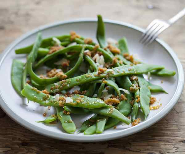 Photo of - Buttery Sauteed Green Beans