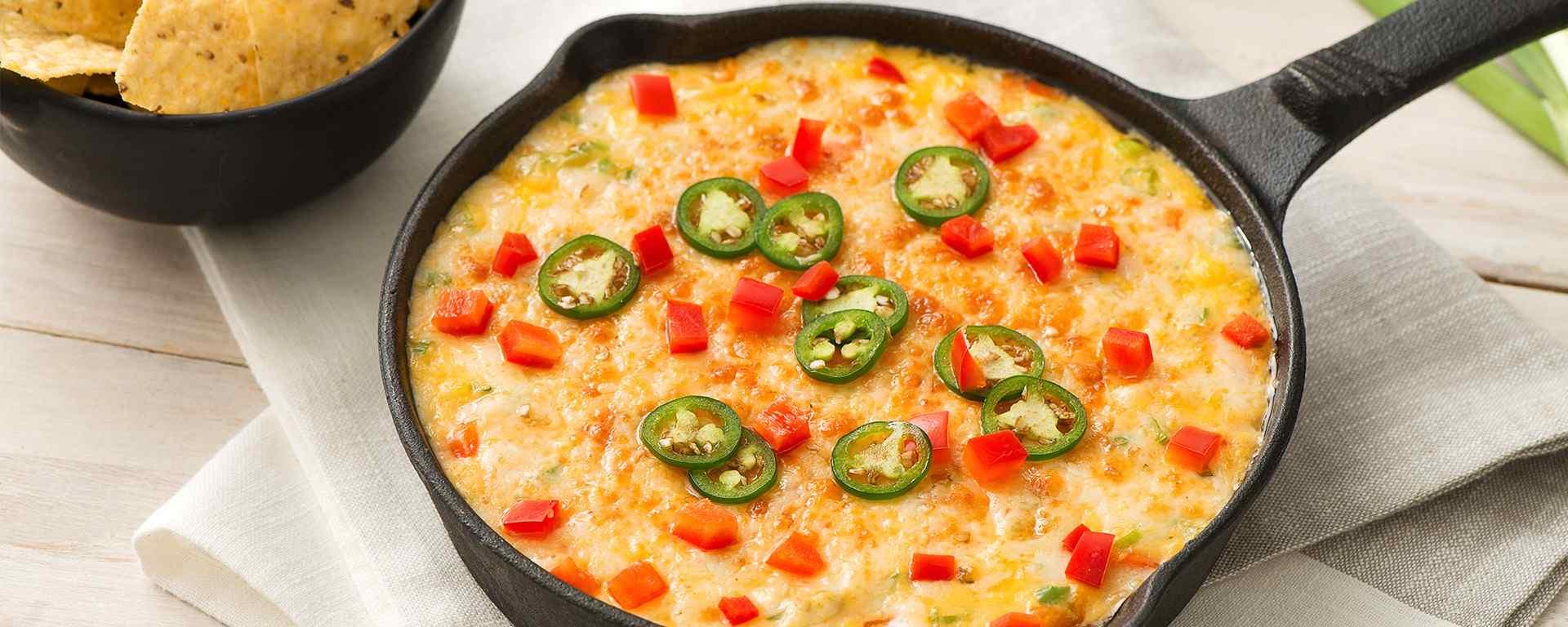 Photo for - Trempette mexicaine au maïs