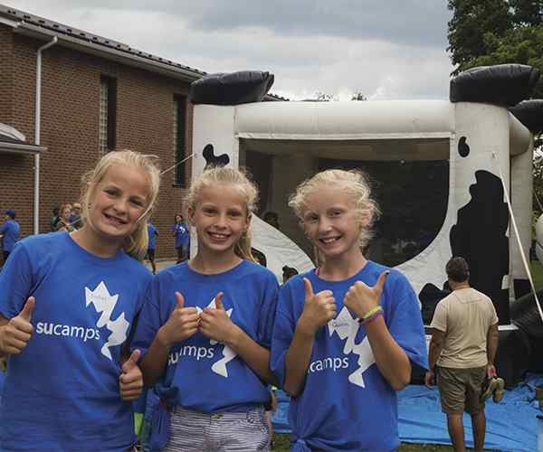 Photo for - Fun for all at Dundee Sports Camp