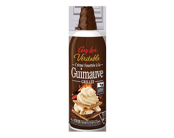 Photo of - Crème fouettée – Guimauve grillée