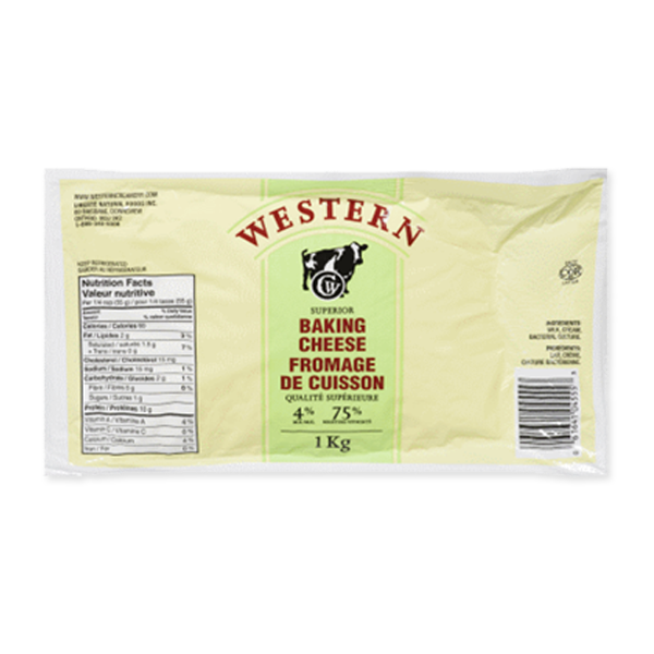 Photo of - Western Fromage Cuisson 4% MG