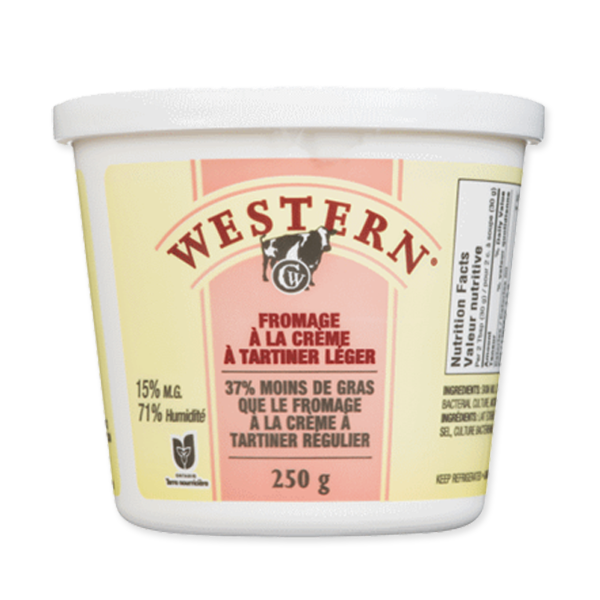 Photo of - Western Fromage a la Crème leger 15% MG