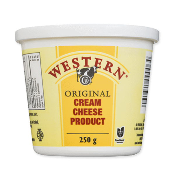 Photo of - Western Cream Cheese Original 24% MF