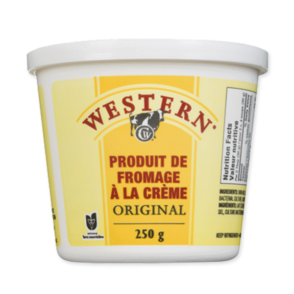 Photo of - Western Fromage a la Crème Original 24% MG