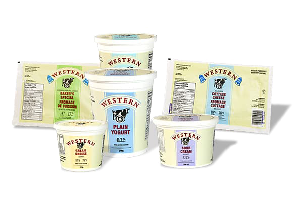 Product group photo for - Western Creamery