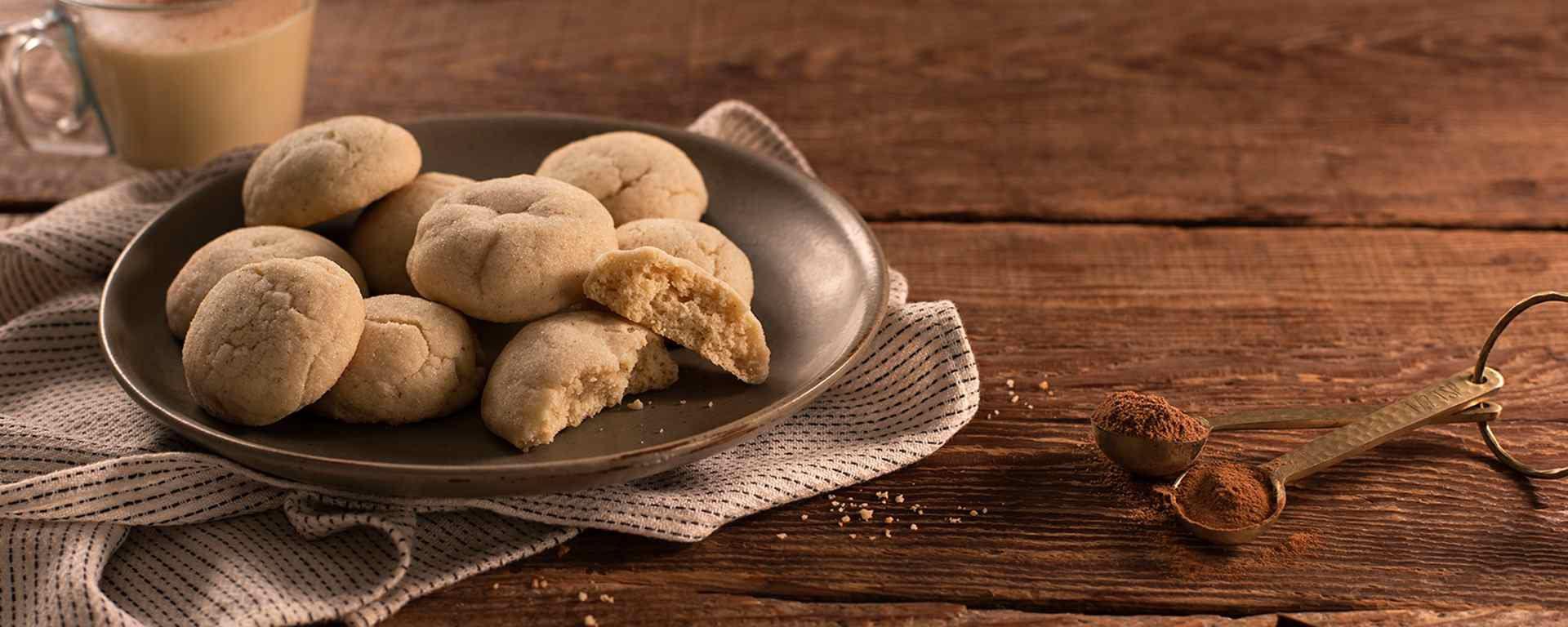 Photo for - Eggnog Snickerdoodles