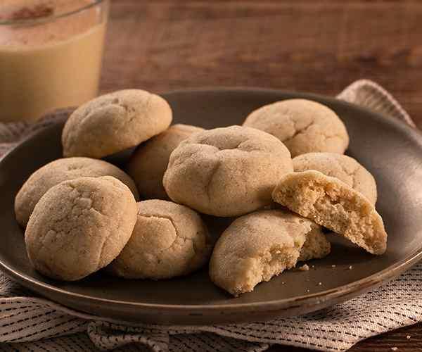 Photo of - Biscuits au lait de poule