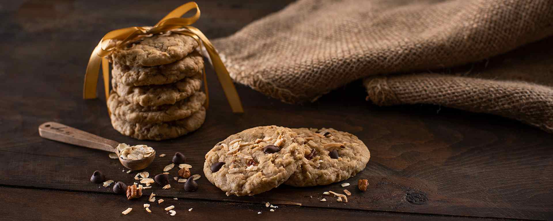 Photo for - Oatmeal Everything Cookies