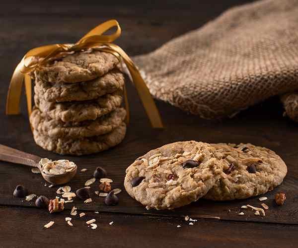 Photo of - Biscuits à l'avoine touski