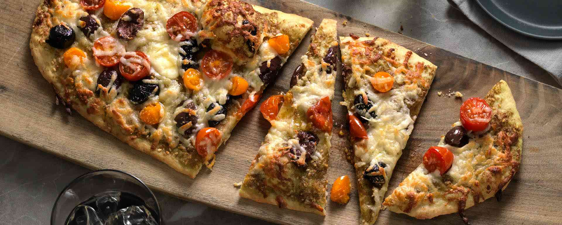 Photo for - Lebanese Pizza with Akawie Cheese