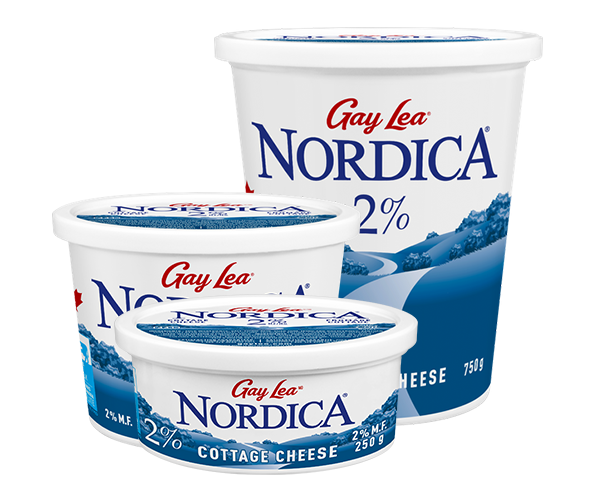 Photo of - GAY LEA - Cottage Cheese 2%