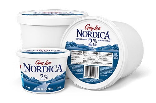 Product group photo for - Nordica Cottage Cheese
