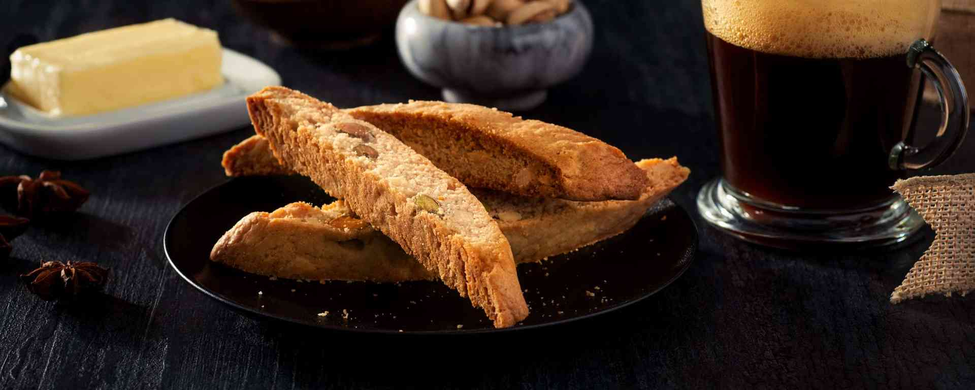 Photo for - Pistachio and Anise Biscotti