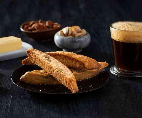 Photo of - Biscotti pistache et anis