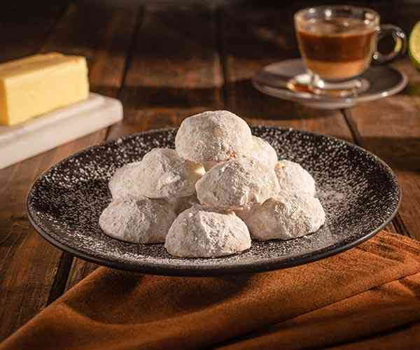 Photo of - Biscuits épice à la citrouille et latte