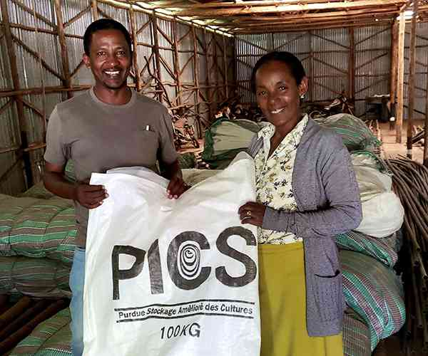 Photo for - Innovative Solutions to Food Insecurity