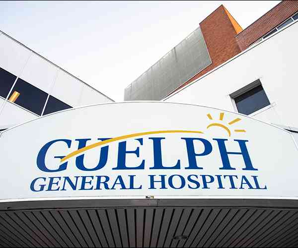 Photo for - Gay Lea Foundation makes $125,000 donation to support Guelph General Hospital